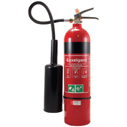 Co2 FIRE EXTINGUISHER Dry Chemical 5kg