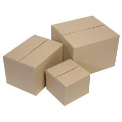 PACKING CARTON 290X285X250 SIZE 2 PK 10 MAIL ROOM